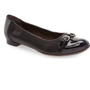 ❗️AGL Attilio Lumbreoni Leather Flats MSRP $298!